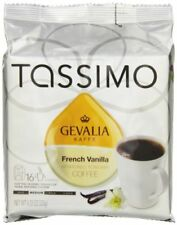 Gevalia French Vanilla Coffee T-Discs for Tassimo Brewer, 16 Count
