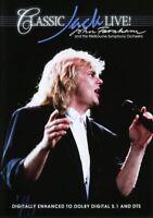 JOHN FARNHAM Classic Jack Live! DVD NEW Melbourne Symphony Orchestra PAL R0