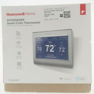 BRAND NEW Honeywell 9585 WiFi Thermostat with Color Touchscreen