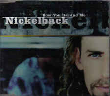 Nickelback-How You Remind me cd maxi single