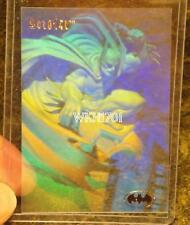 Batman HoloCel Chase Card 3-D Hologram Image on Transparent Acetate