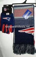 b6ec3dca New England Patriots Unisex Adult NFL Gloves for sale | eBay