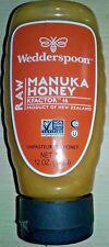 Wedderspoon Raw Manuka Honey KFactor 16 Convenient 12oz Bottle Free Shipping!!