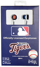 Detroit Tigers Hi-Fi Ear Buds [NEW] MLB Head Phones Earbuds Headphones CDG