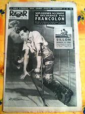 RADAR 24/05/1953  Sillon retrouve le Stade