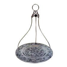 Orientalisches Metall Serviertablett Präsentierbrett Tablett Orient Antik Look