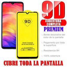 Protector Pantalla Samsung Galaxy A10/20e/40/50/70 Cristal Templado Completo 3D