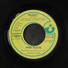 Pink Floyd: Money / Any Colour You Like 45 (green label) Rock & Pop