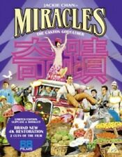 Miracles The Canton Godfather (Jackie Chan, Anita Mui, Richard Ng) Reg B Blu-ray