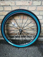 Retro Mavic CrossMax XL Front Wheel Geax Blade Tire