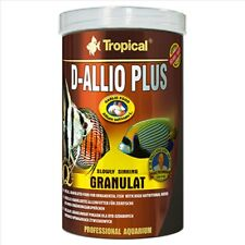 Tropical D-Allio Plus Granulat 1.2mm Pellet 3kg 5 litre Fish Food
