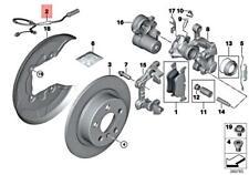 Genuine BMW MINI ZINORO X1 Cooper JCW One F39 Brake-Pad Sensor Rear 34356865612
