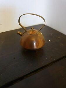 Small Copper Teapot