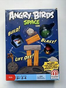 Angry Birds Space Game Mattel 2 Space Birds, Pig & Asteroid 2012! Read details.