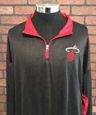 Miami Heat NBA Men's Pullover Sweatshirt Size 3XL