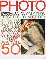 Photo n°50 du 11/1971 Pablo ¨Picasso Duncan Cover Hamilton Art Kane