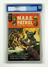 1968 Gold Key M.A.R.S. PATROL #5 CGC 9.8 - Highest Graded