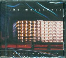 The Maccabees - Marks To Prove It Cd Sigillato