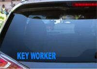 #CLAP FOR CARERS HANDS//NHS FUNNY//DECAL//STICKER//CAR//VAN//WINDOW KEY WORKERS