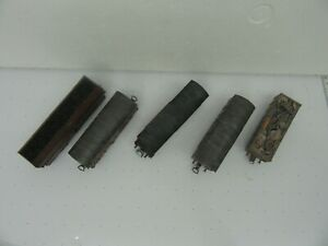 HO - ROCO Lot of Aged Freight Cars