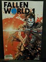 Fallen World #1 Cover A Valiant Comic 1st Print 2019 Unread NM