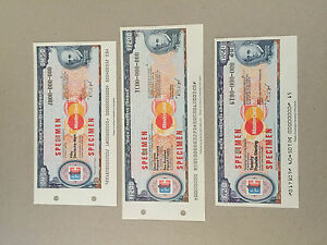 ENGLAND 20POUNDS,FRANCE200FRANCS,GERMANY 50MRAKS SPECIMEN EUROTRAVERLES CHEQUES
