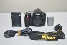 Nikon D90 12.3 MP Digital SLR Camera (Black ) Body Only+ Accessories!!