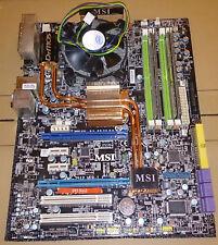 Bundle: MSI P45 Neo2 + Intel® Core 2 Duo E8500 + OCZ OCZ2P10664GK