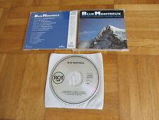 BLUE MONTREUX 1990 JAPAN CD album STEVE KHAN LARRY CORYELL BRECKER MAINIERI