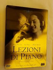 LEZIONI DI PIANO - dvd Steelbook - eccellente - jane campion