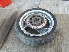 Rueda rueda delantera llanta arandela de neumáticos 130/60-13 TUTB Pegasus Skiper