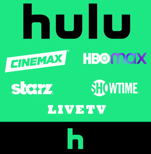 HHHUULLLLLUUU Live Tv ✅ No Ads ✅ All Add-ons ✅ Fast Delivery ✅ 2Years Warranty