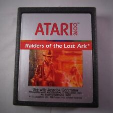 RAIDERS OF THE LOST ARK Atari 2600 Game - Tested Working - 30 Day Warranty