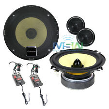 "*NEW* PIONEER TS-D1330C 5-1/4"" 2-WAY CAR AUDIO COMPONENT SPEAKER SYSTEM TSD1330C"