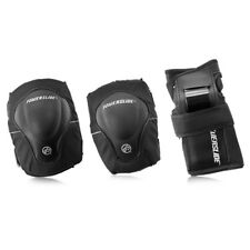 New! Powerslide Kids Protective Safety Pad Tri-Pack (Knee, Wrist & Elbow Pads)