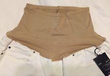 NWT GAP Maternity White Jeans - 1969 Long & Lean Trouser. Wht Denim. Size 32/14.