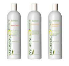 Encanto Brazilian Keratin Treatment Hair Straightening Blowout Mask KIT 3x 236ml