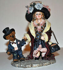 Boyds Bears I Wanna Be Dollstone Coll. Momma's Clothes
