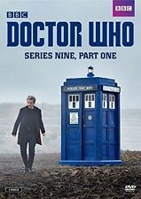 TV Shows Nine NR Rated DVDs & Blu-ray Discs