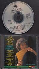 PETER WEEKERS STAR INC Golden Pan-Flute CD FLAIRCK London Starlight Orchestra