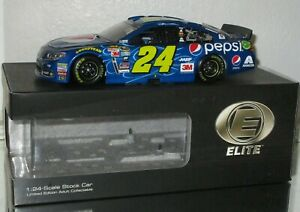 2015 RCCA JEFF GORDON #24 PEPSI ELITE 1/24 car#22/224 RARE AWESOME LOW DIN#