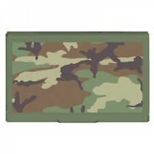 #2480 CAMO Business Card/Gift Card/Credit Card/Money Case-Wellspring Camouflage