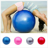 Yoga Ball Anti Burst Exercise Aerobic Fitness Workout Balance Gymnastic 45cm