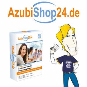 Lernkarten Kaufmann / Kauffrau für Büromanagement Teil 1 AzubiShop24.de Retoure