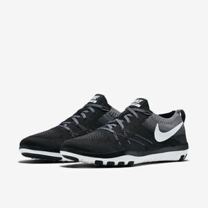 Nike TR Focus Flyknit Comfort Women's Running Training Shoes 844817 001 Size 9.5