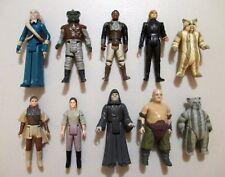 Star Wars Vintage ROTJ x10 Figure Bundle Job Lot 1982-84 Kenner