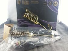 Hot Tools Professional 24k Gold One-Step Salon Blowout Styler (HT1076) - NOB
