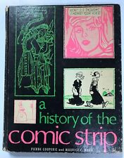 A History Of The Comic Strip By Couperie & Horn 1968 Crown Illustrated HC