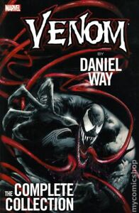 Venom TPB By Daniel Way The Complete Collection #1-REP NM 2018 Stock Image