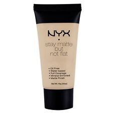 NYX Stay Matte But Not Flat Liquid Foundation SMF05 - Soft Beige